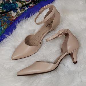 Clark's Ultimate Comfort Collection Blush Heels